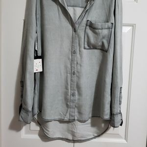 Aritzia Tops - NWT Aritiza Talula Button Up Montana Blouse Small